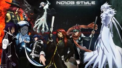 D-Gray Man HD wallpaper - Other & Anime Background Wallpapers on Desktop Nexus (Image 674511)