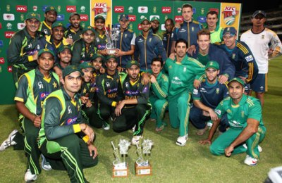 Pakistan vs South Africa 2nd T20: Pakistan win thriller to share honours - Emirates24|7