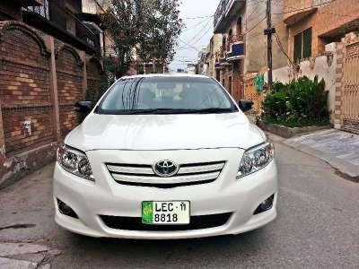 Toyota Corolla XLi VVTi 2011 for sale in Lahore | PakWheels