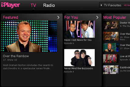 BBC taps into social media frenzy with new iPlayer BBC iPlayer  latest version incorporates new social functions