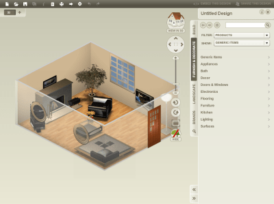 Autodesk Homestyler: Design your interiors online… for Free! | CADnotes
