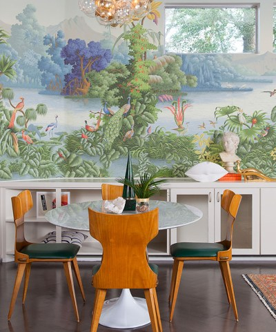 5 Tips For Choosing A Wallpaper You Won't Get Tired Of - Camille Styles