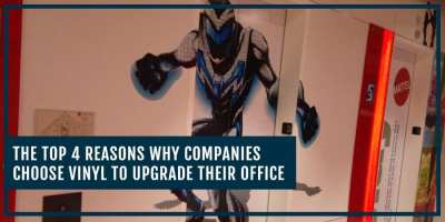 The Top 4 Reasons Why Companies Choose Vinyl to Upgrade their Office - 3M Window Film ...