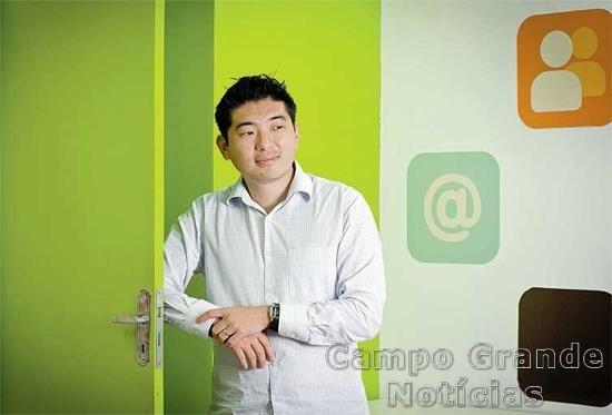 Empresário Caio Sigaki – Foto: Divulgação