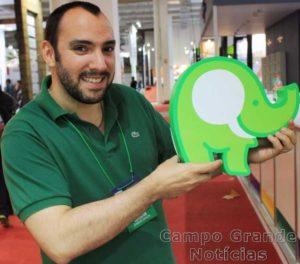 Empresário Fabio Duran, do Elefante Verde – Foto: Divulgação