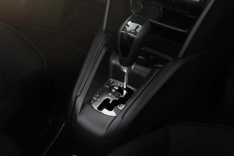 Peugeot - Caixa de câmbio AISIN de 3ª geração (Foto: divulgação)