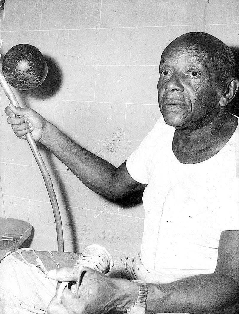 Conhecido Capoeira da Bahia EL59