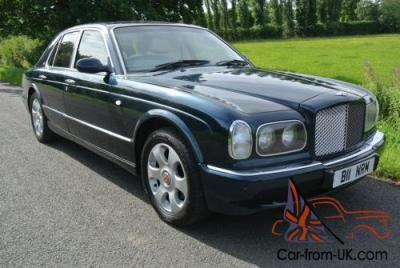 1999 BENTLEY ARNAGE Green Label Twin Turbo