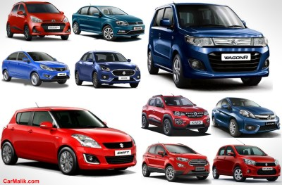 top 10 petrol cars in india under 7 lakhs Archives - Car malik