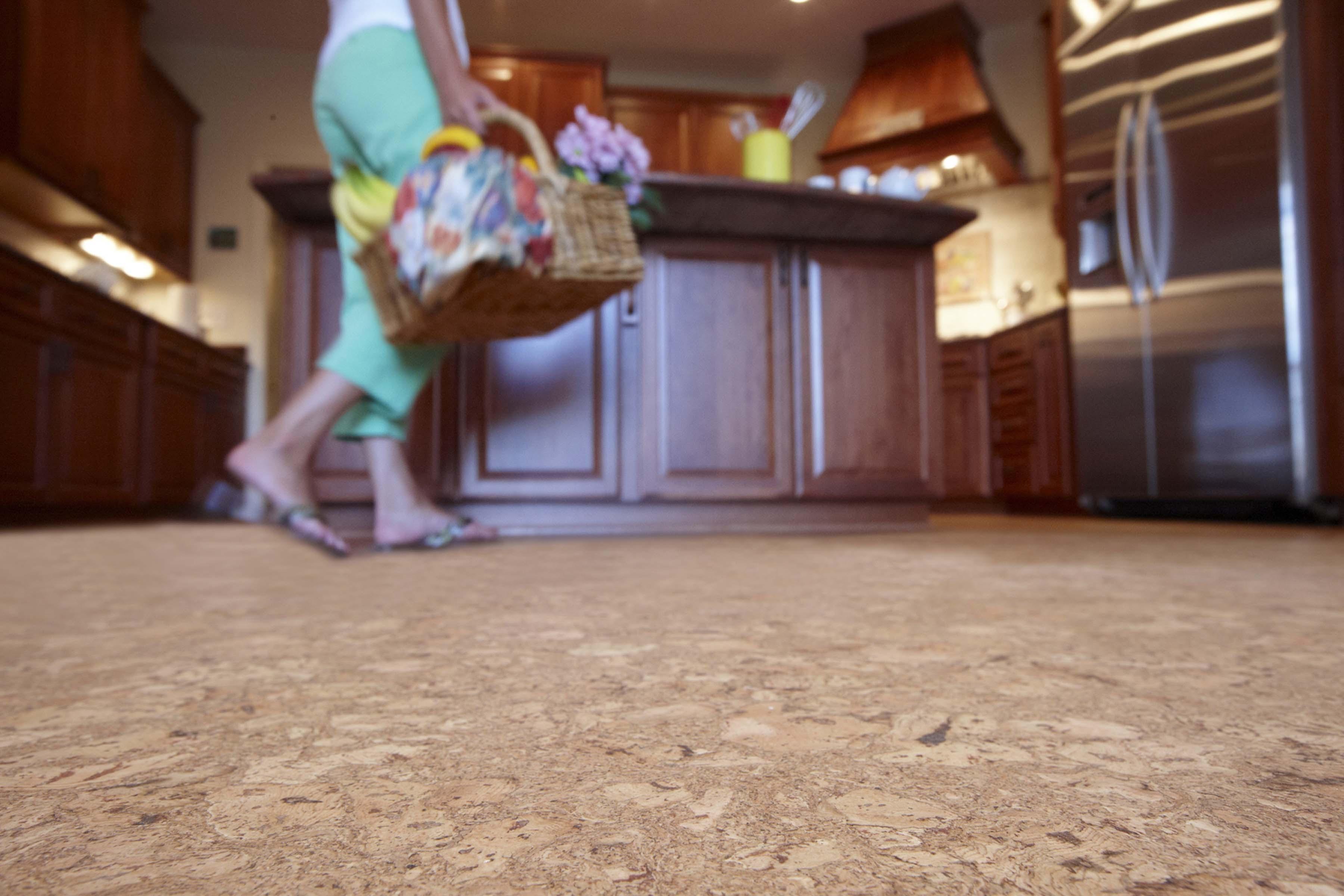 cork flooring for kitchen Cork