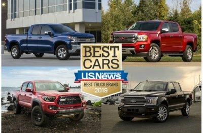 U.S. News' Best Truck Brands of 2019   U.S. News & World Report