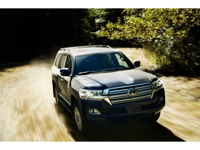 Toyota Land Cruiser Prices, Reviews, and Pictures | U.S. News & World Report