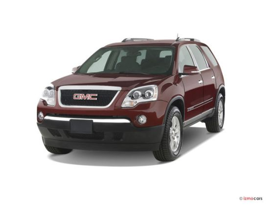 2008 GMC Acadia AWD 4dr SLT1 Specs and Features   U S  News   World     2008 GMC Acadia