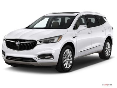 2018 Buick Enclave Prices, Reviews and Pictures | U.S. News & World Report