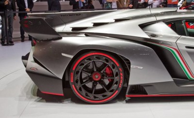 Lamborghini Veneno 2014 3 High Resolution Car Wallpaper - CarWallpapersForDesktop.org