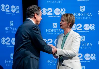 New York primary election results: Andrew Cuomo wins Primary race against Cynthia Nixon - follow ...