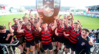 Medallion Shield: Ballymena Academy are the 2018 champions after narrow win over Campbell ...