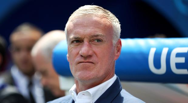 Didier Deschamps satisfied with preparations for World Cup     Didier Deschamps is satisfied with France s World Cup preparations  Nick  Potts PA