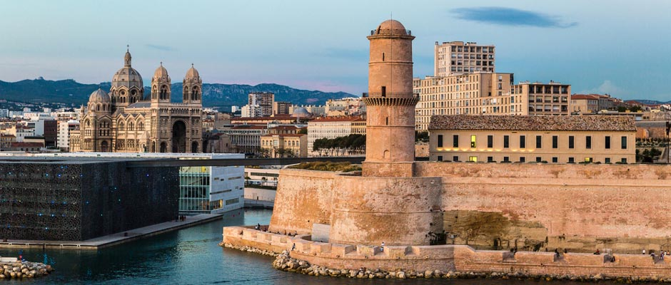 Cheap plane  train  coach and bus tickets to Marseille   GoEuro