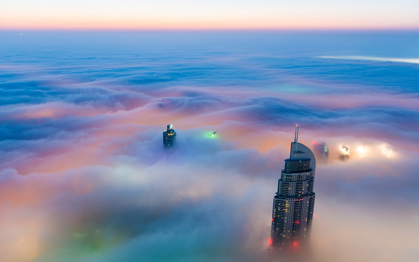 20 Amazing Aerial Shots of Dubai | Travel + Leisure