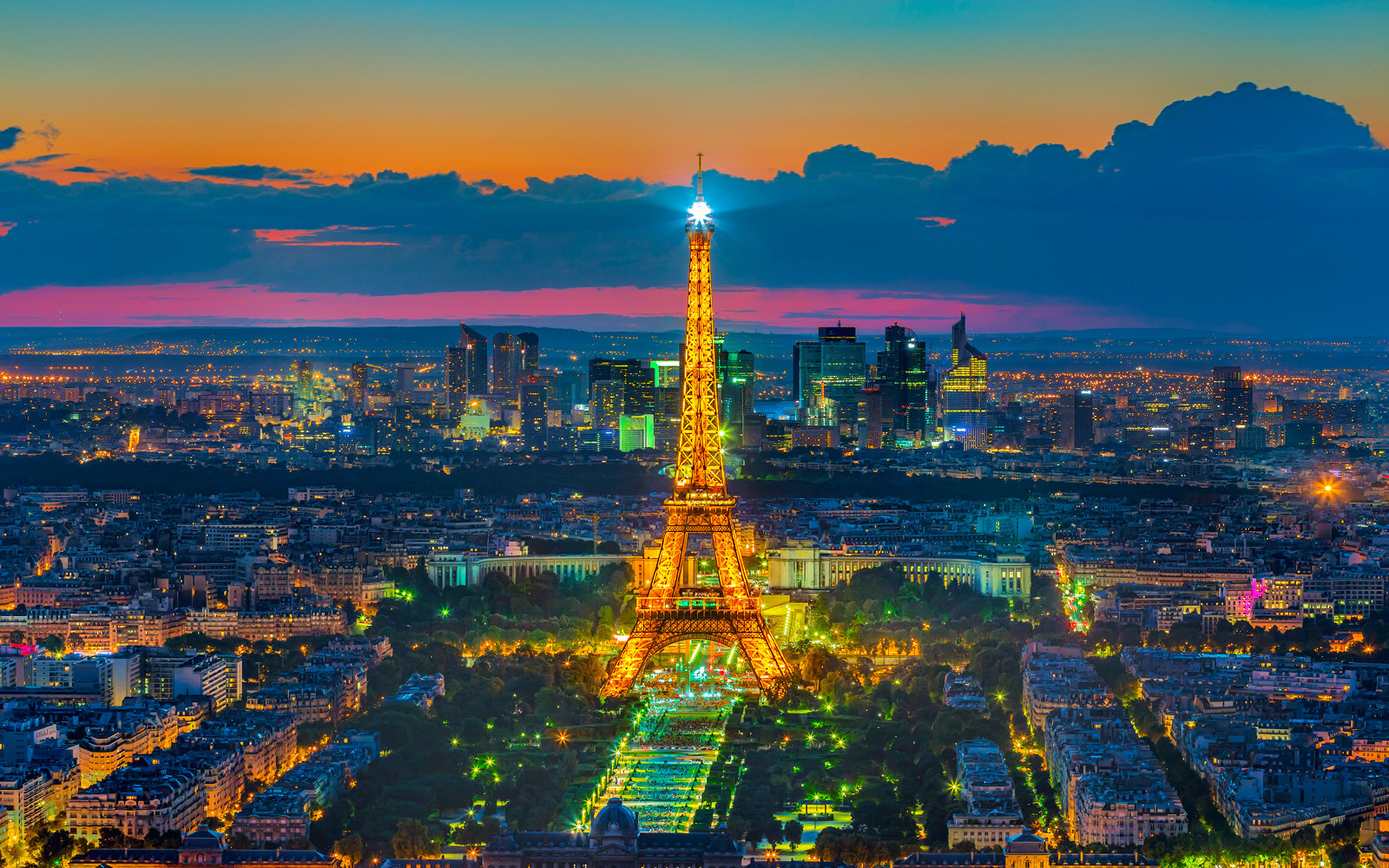 You Can Go Rollerblading on Paris' Highest Rooftop | Travel + Leisure