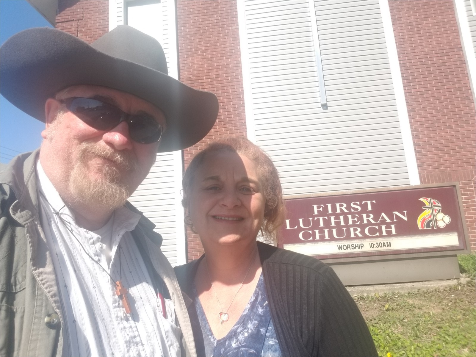 First Lutheran Church  Portsmouth Oh      Randy Rucker     Medium Martin Luther was the founder of all Lutheran Churches including the First  Lutheran of Portsmouth Ohio  Originally he was a Catholic priest