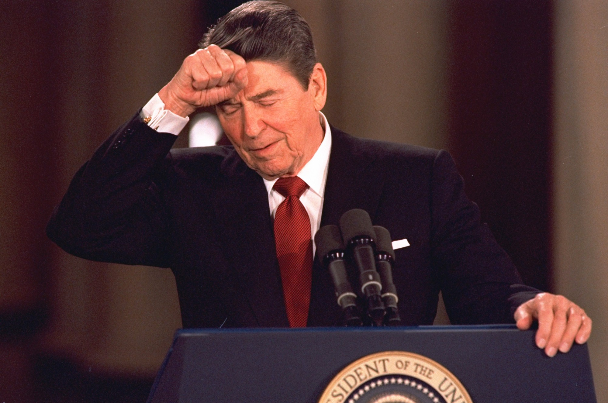 There is a quick way to remove the president from office   and it was     There is a quick way to remove the president from office   and it was  seriously considered for Reagan