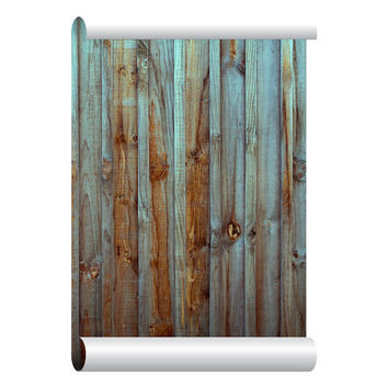 Shop Wood Self Adhesive Wallpaper on Wanelo