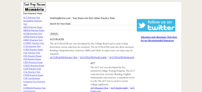16 Free Practice Test Websites When Changing Careers