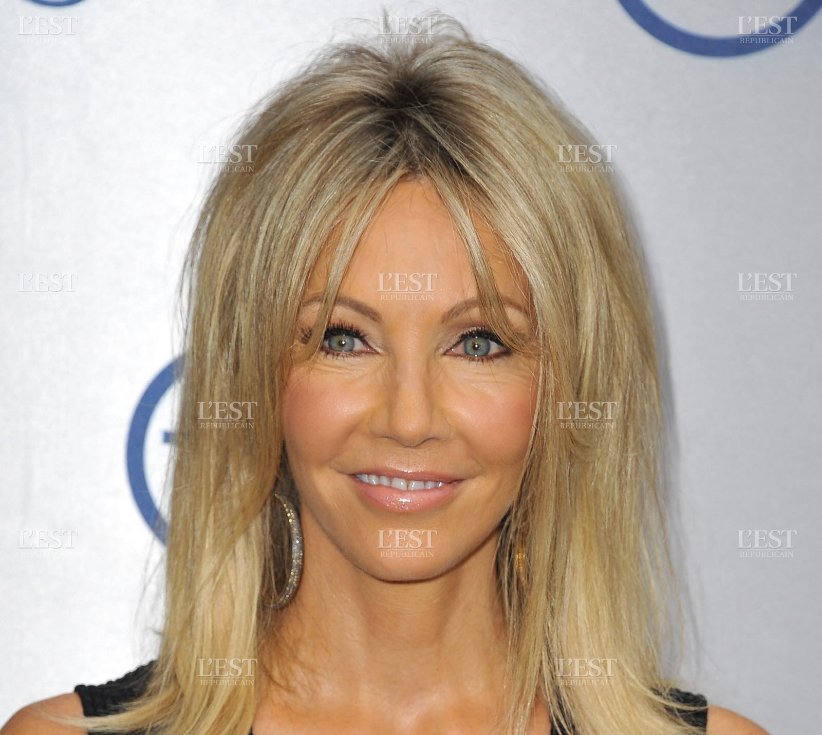 Faits divers   La star de  Melrose Place  Heather Locklear intern    e Photo HD Heather Locklear  Photo archives ANGELA WEISS   GETTY IMAGES NORTH  AMERICA AFP