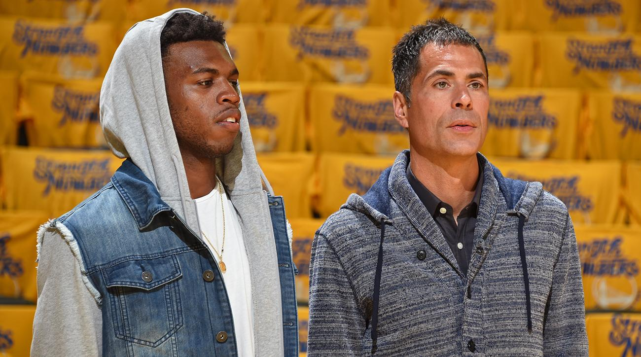 Lakers GM Rob Pelinka's Clients Could Be Poached By Rival Agents   SI.com
