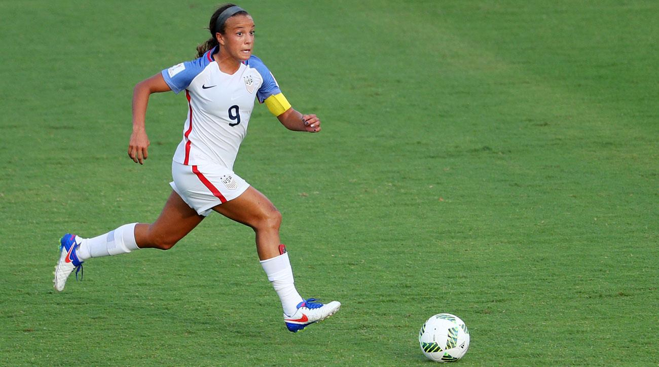 Mallory Pugh: Will USWNT rising star go to NWSL or France? | SI.com