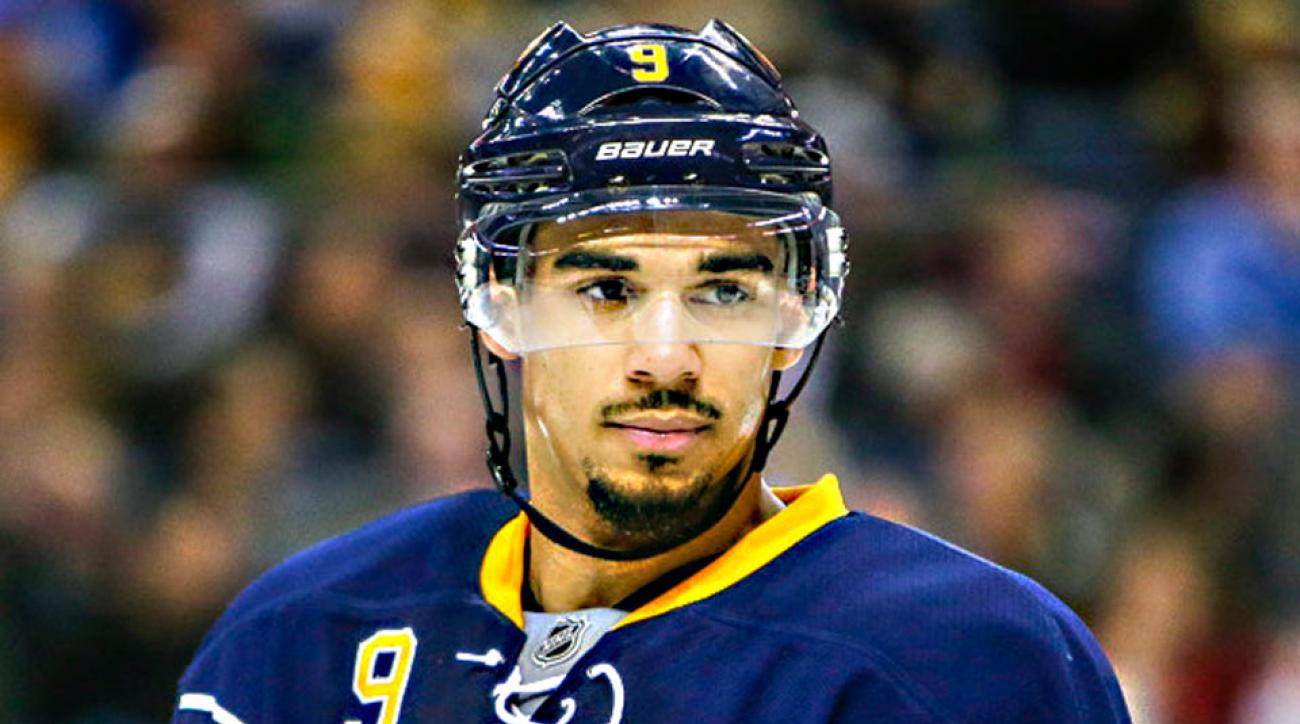 Report: Sabres' Evander Kane under investigation for sex assault | SI.com