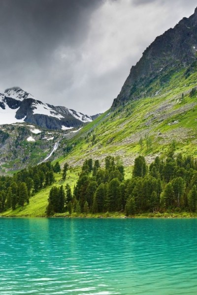 Water mountains landscapes nature outdoors wallpaper | AllWallpaper.in #11828 | PC | en