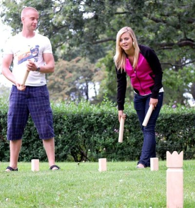 The Original Kubb Game | A Mighty Girl