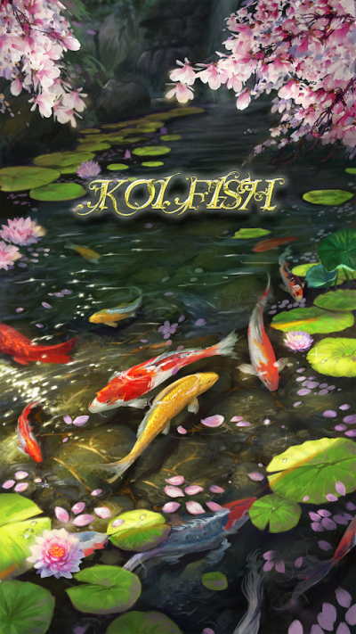 Koi Fish Live Wallpaper 1.1.4 APK Download - Android 个性化 应用