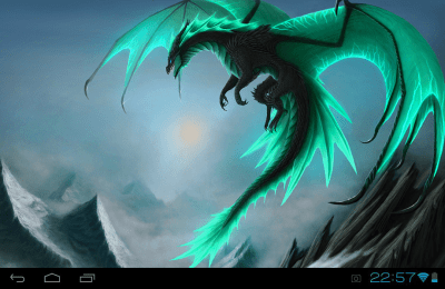 Dragons Live Wallpaper 1.0 APK Download - Android Personalization Apps