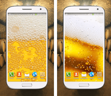 Beer Live Wallpaper HD Apk Download latest version 2.3- com.DreamBeerLiveWallpaperHD