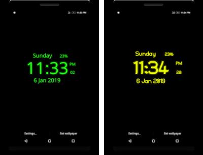 Digital Clock Live Wallpaper Apk Download latest version 11.2.2.7- digitalclocklivewallpaper ...