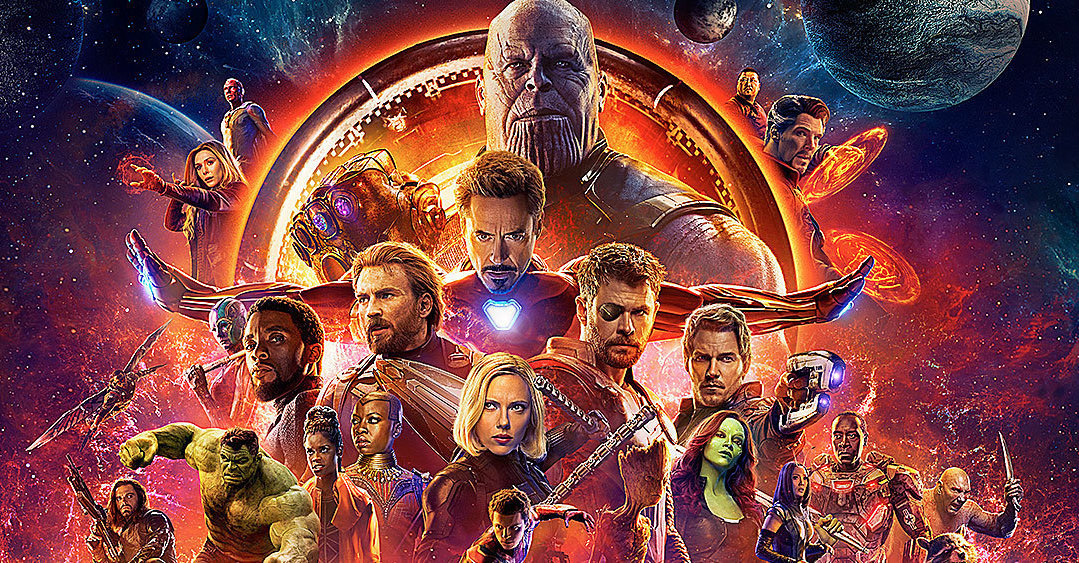 Avengers Infinity War review  What s missing from this 2 5 hour romp     Avengers Infinity War poster  Enlarge    Infinite war  Infinite war never  changes    That s not a quote from the film  and thank goodness
