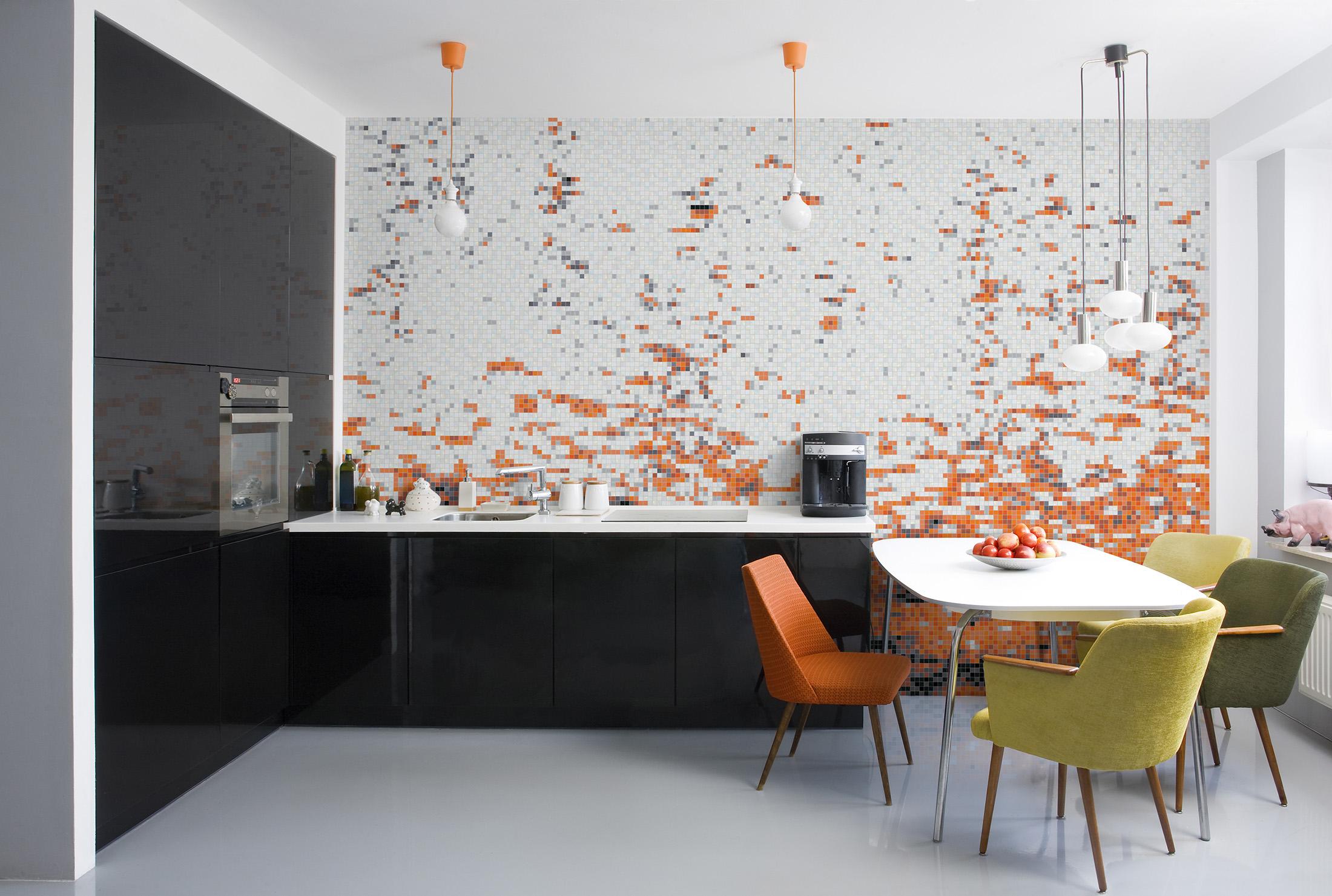 carbonation bright modern kitchen design kitchen tile designs Download Above Image