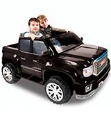 Best Kids Ride On Cars with Remote Control   Reviews on Bestadvisor com Rollplay GMC Sierra Denali 12 Volt Battery Powered Ride On