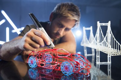 3D Printing Pen: AtmosFlare 3D Pen and refills are amazing | BGR