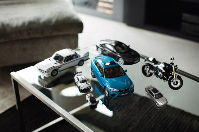 The all-new BMW Lifestyle Collections 2016