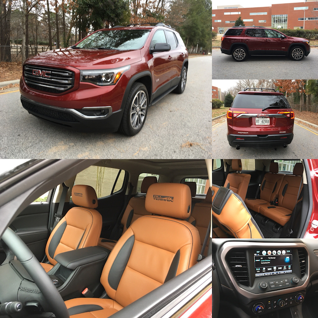 Reviewed  2018 GMC Acadia All Terrain 2018 GMC Acadia All Terrain