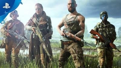 Battlefield V 5 Deluxe Edition Upgrade PS4 CD Key, Key - cdkeys.com