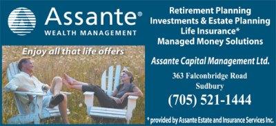 Assante Wealth Management - 2-363 Falconbridge Rd, Sudbury, ON