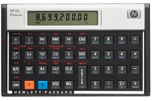 HP 12C Financial Calculator Platinum Edition - Office Depot