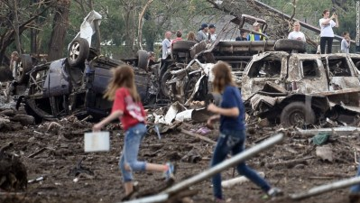 Okla. teacher after tornado: 'We love these kids like they're our own' - CNN