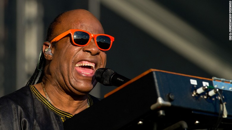 Stevie Wonder Fast Facts   CNN LONDON  ENGLAND   JUNE 29  2014  Stevie Wonder performs on Day 2 of